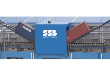 Container Kippchassis