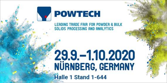 Powtech 2020 SSB